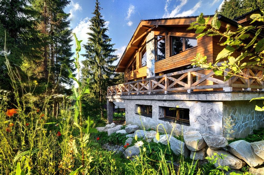 Chalety de Luxe**** - Ubytovanie Jasná Nízké Tatry - Chopok sever