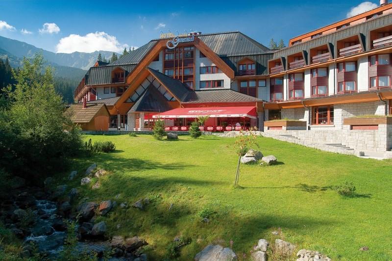 Hotel Grand**** - Ubytovanie Jasná Nízke Tatry - Chopok sever