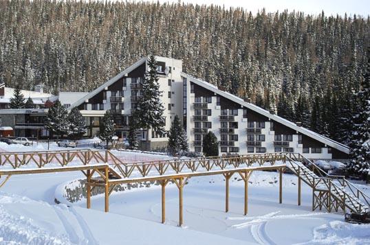 Hotel FIS*** - Ubytovanie Park Snow Štrbské Pleso