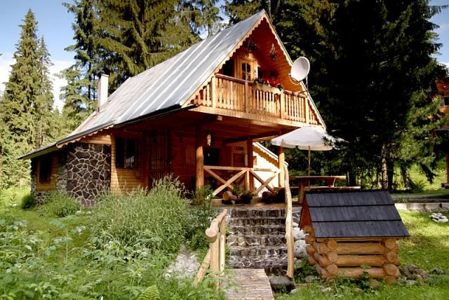 Chata Horec - Ubytovanie v Ski Podbanské