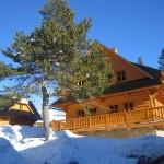 Chata Pinius Podbanské - Ubytovanie v Ski Podbánské