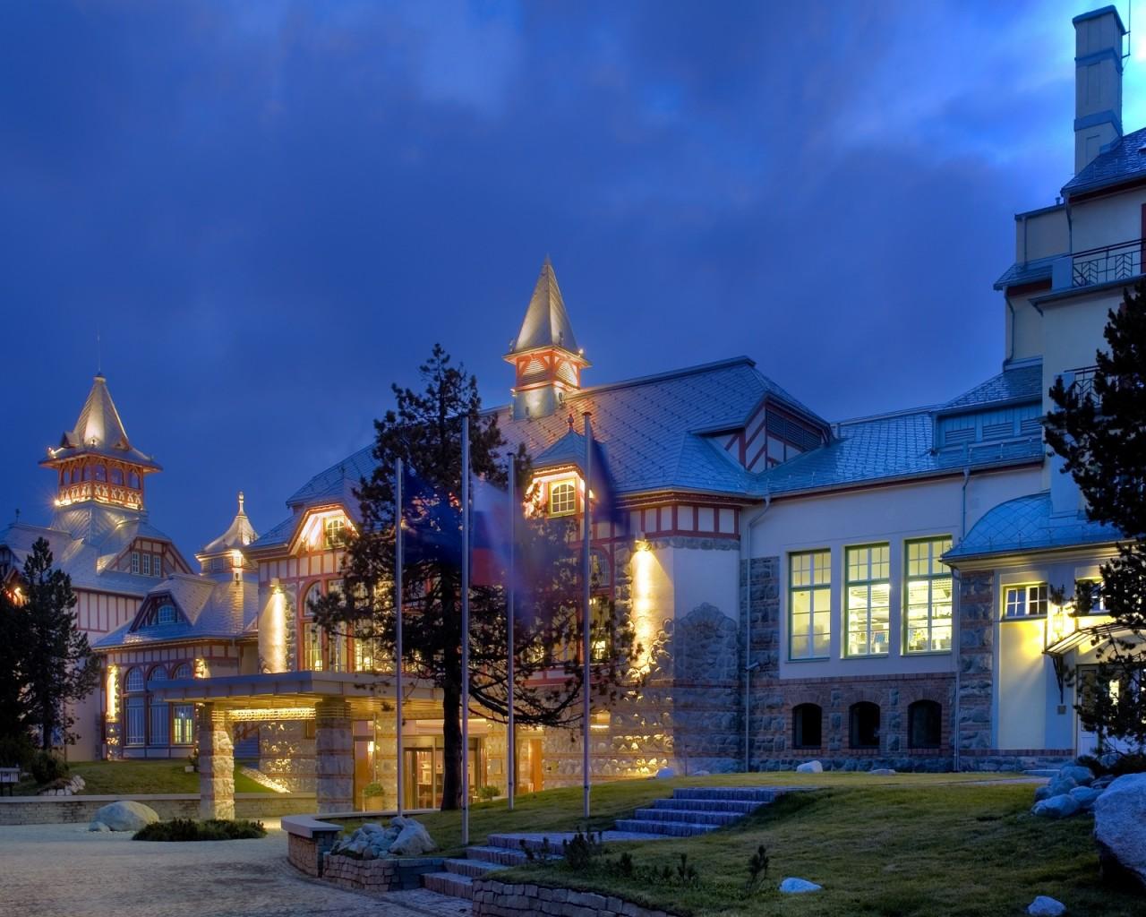 Grand Hotel Kempinski*****- Ubytovanie Park Snow Štrbské Pleso