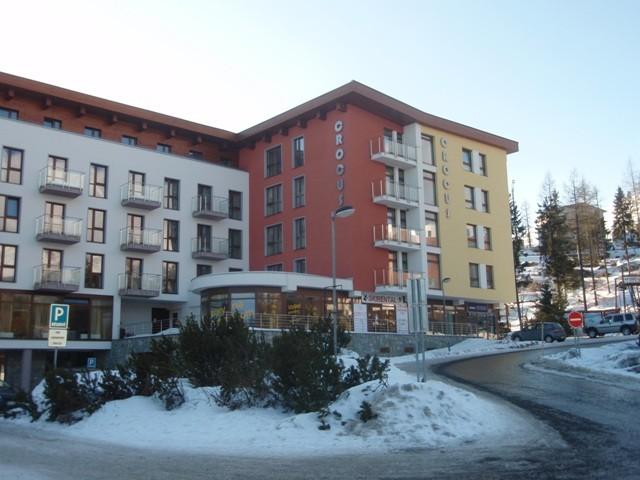 Apartmán Šafrán - Ubytovanie Park Snow Štrbské Pleso