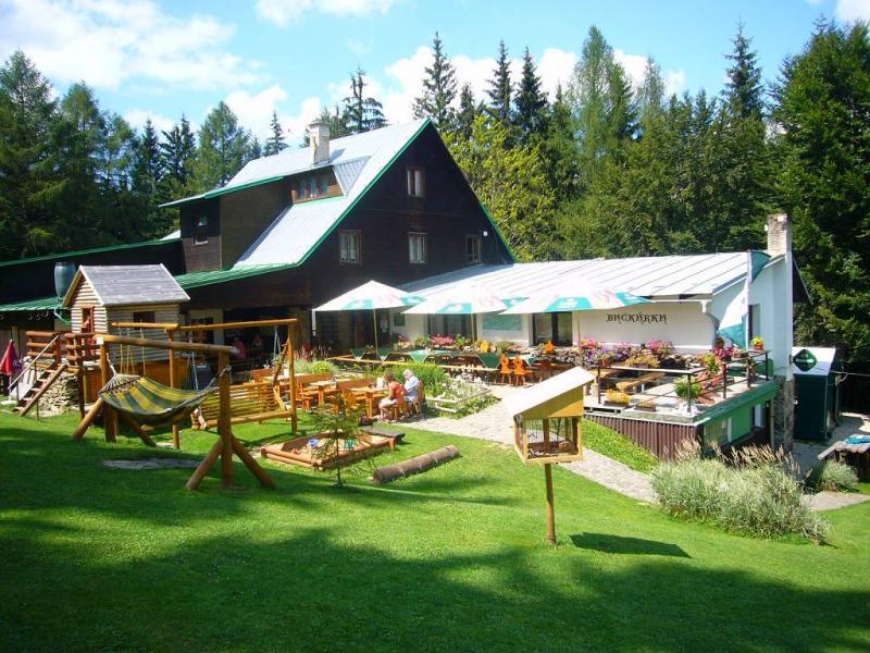 Chata Bačkárka - Ubytovanie v Zóne Snow Makov-Kasárne