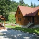 Chata Tomi - Ubytovanie v Jasenskej Doline