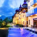 Grandhoteli Praha**** - Ubytovanie v Tatranskej Lomnici