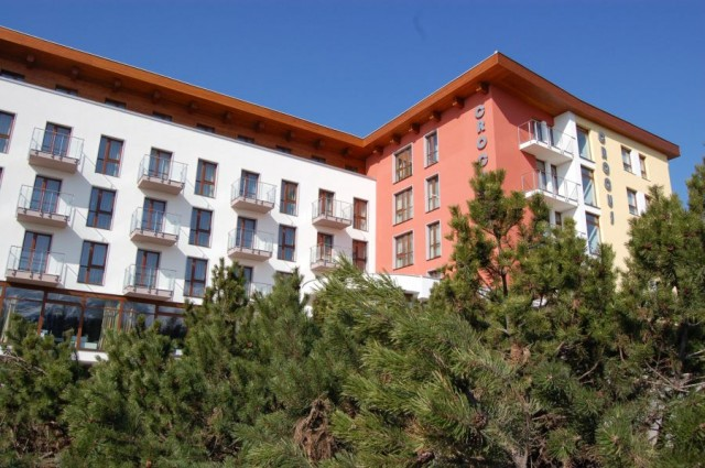 Hotel CROCUS **** - Ubytovanie Park Snow Štrbské Pleso
