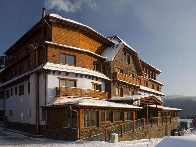 Hotel Galileo**** - Ubytovanie v Park Snow Donovaly