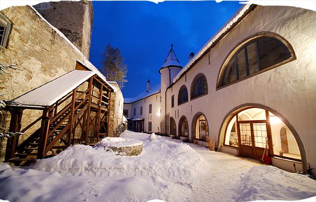 Hotel Grand Castle – Magdaléna Zai - Reštaurácia v Ski Čertovica
