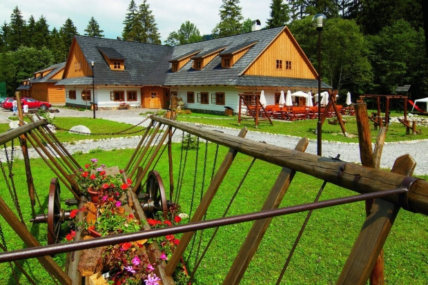 Hotel Liptovský dvor - Reštaurácia v Ski Čertovica