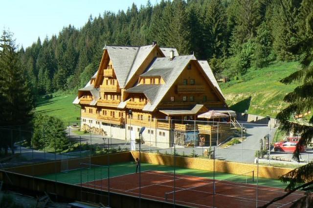Hotel Marlene*** - Ubytovanie Snowparadise Veľká Rača Oščadnica