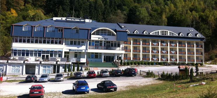 Hotel Plejsy*** - Ubytovanie v Relax Center Plejsy