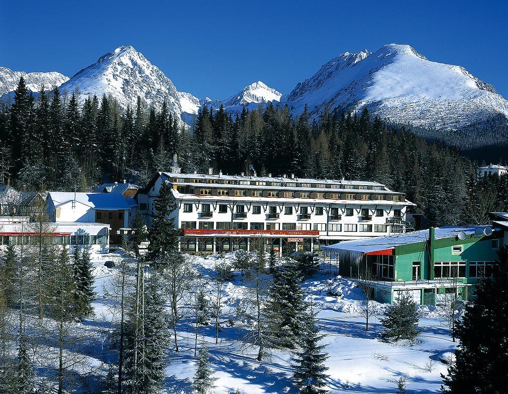 Hotel Toliar*** - Ubytovanie Park Snow Štrbské Pleso