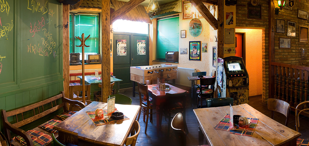 Irish Pub 12 - Reštaurácia c Ski Podbanské