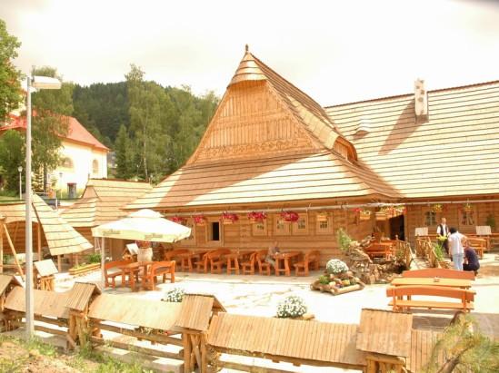 Koliba Goral - Reštaurácia v Park Snow Donovaly