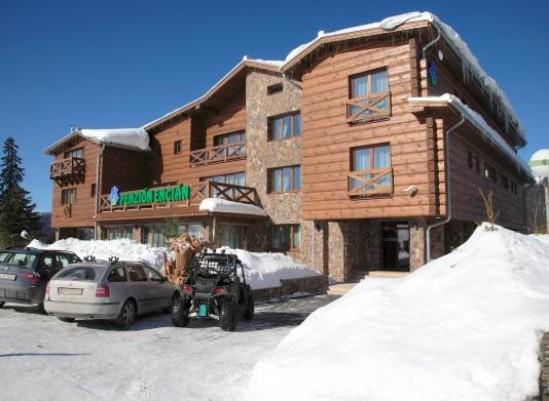 Penzión Encián - Reštaurácia v Park Snow Donovaly