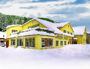 Penzión Makov - Ubytovanie v Ski Makov