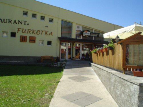 Reštaurácia Furkotka - Reštaurácia v Park Snow Štrbské Pleso