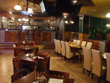 Reštaurácia Hokejka - Reštaurácia v Ski Čertov